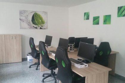 Coworking Aachen - Desk für 5 er Team 2
