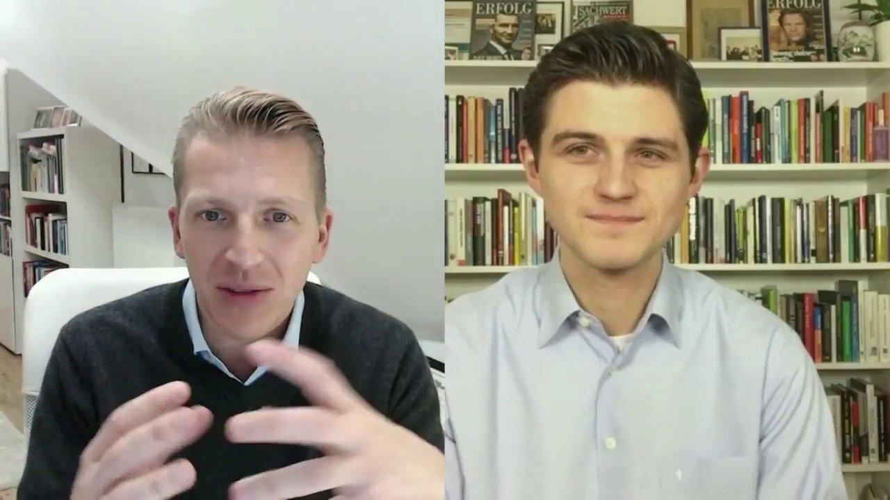 Bewohnerfrei Podcast #41 Julien D. Backhaus - Der jüngste Zeitschriftenverleger Deutschlands