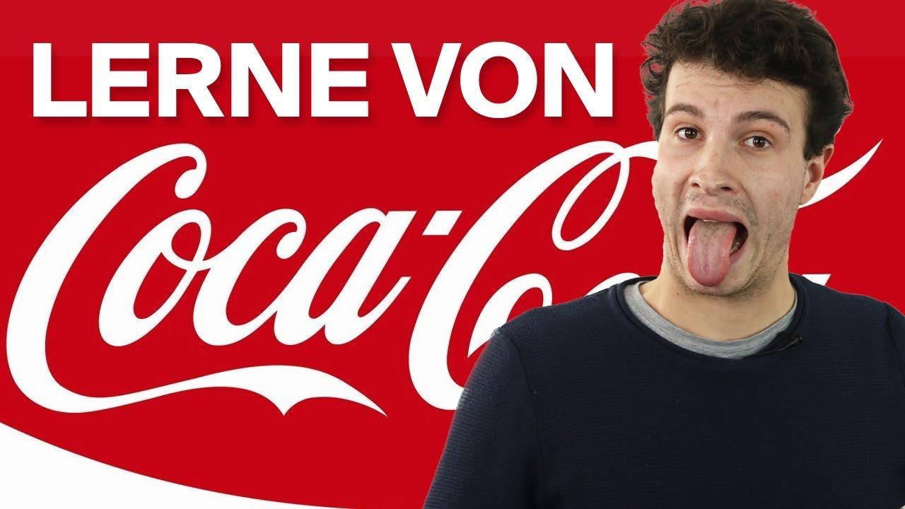 Coca Cola: Das Beste Branding-Marketing der WELT?