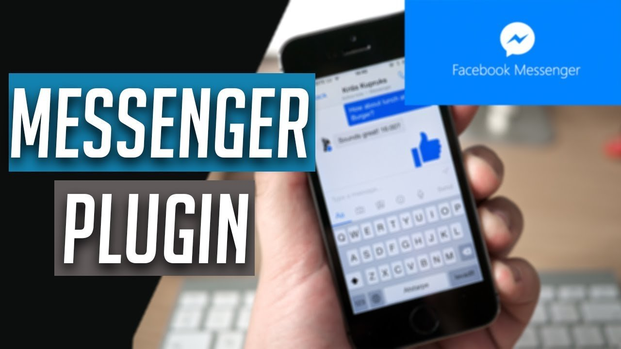 FaceBook Messenger (Chat) auf der WordPress Webseite einbinden - Plugin Review