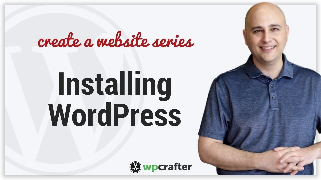 How To Install WordPress For The First Time