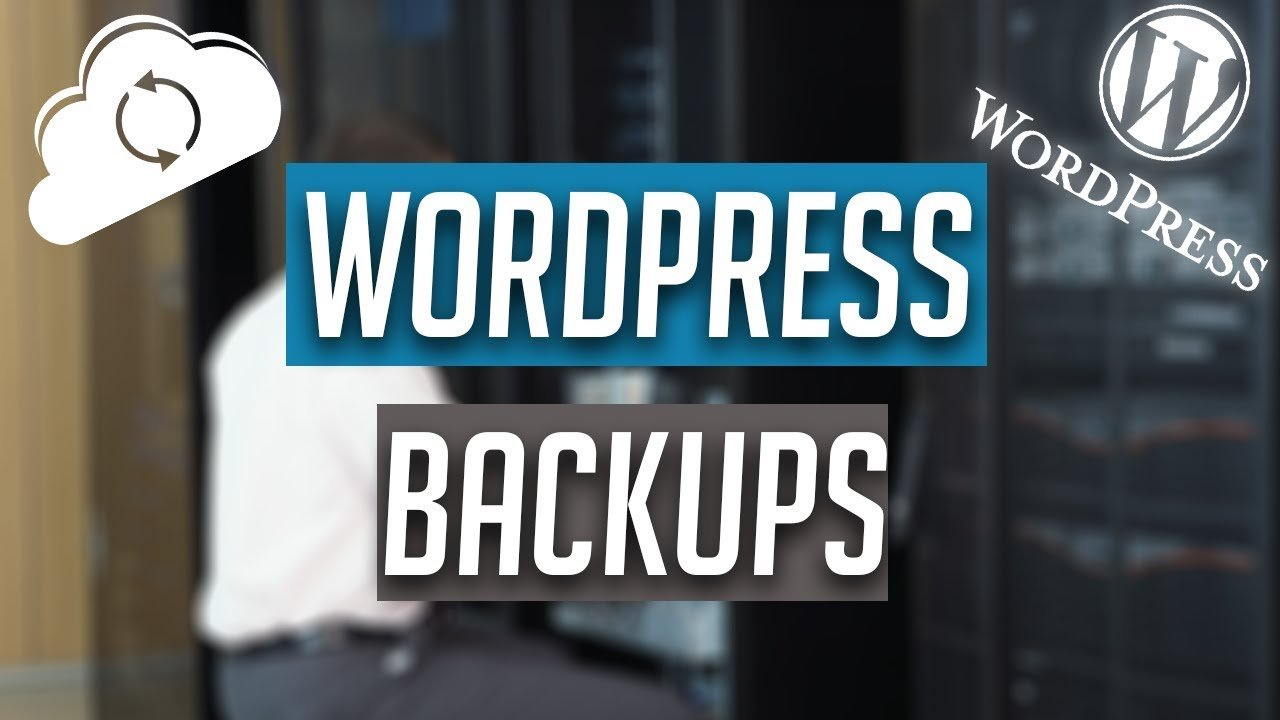 Kostenloses WordPress Backup Tutorial auf Deutsch / German 2020