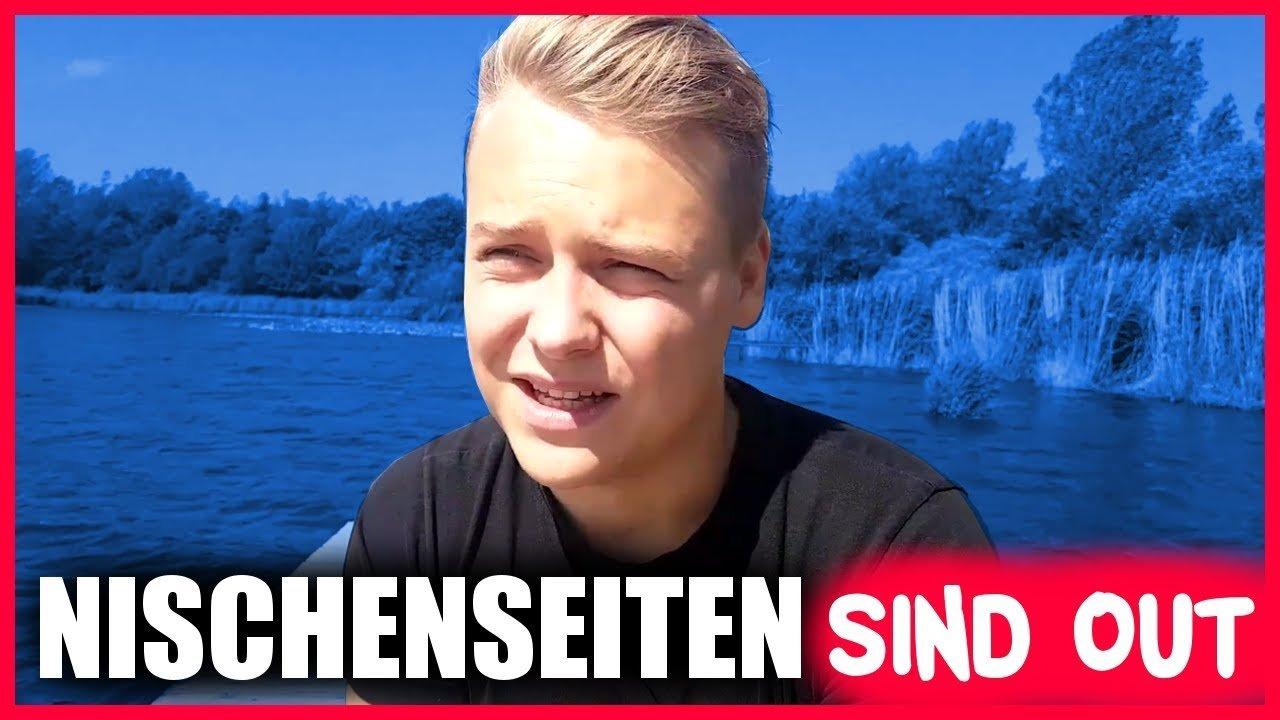 NISCHENSEITEN SIND OUT  ... | Fritz Recknagel