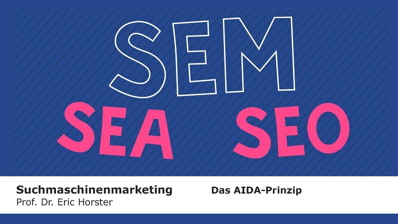 Suchmaschinenmarketing - #semmooc - Das AIDA-Prinzip