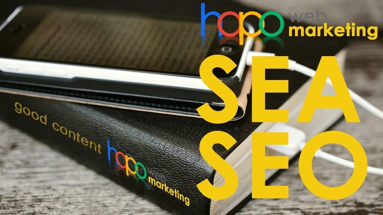 Suchmaschinenmarketing und Suchmaschinenoptimierung für Einsteiger – hapo webmarketing