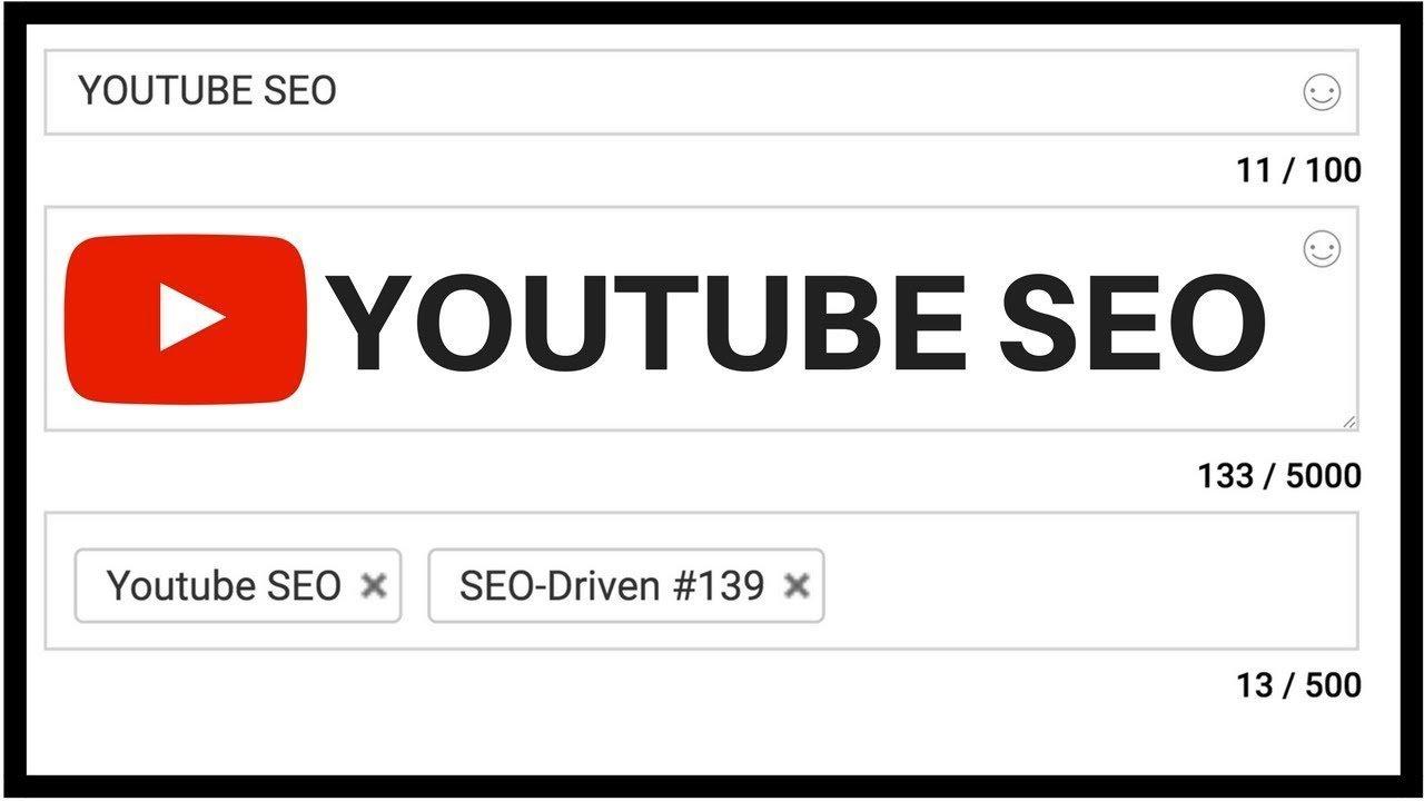 YOUTUBE SEO Tutorial: Tipps zur Optimierung von Videos [2018] — SEO-Driven #139