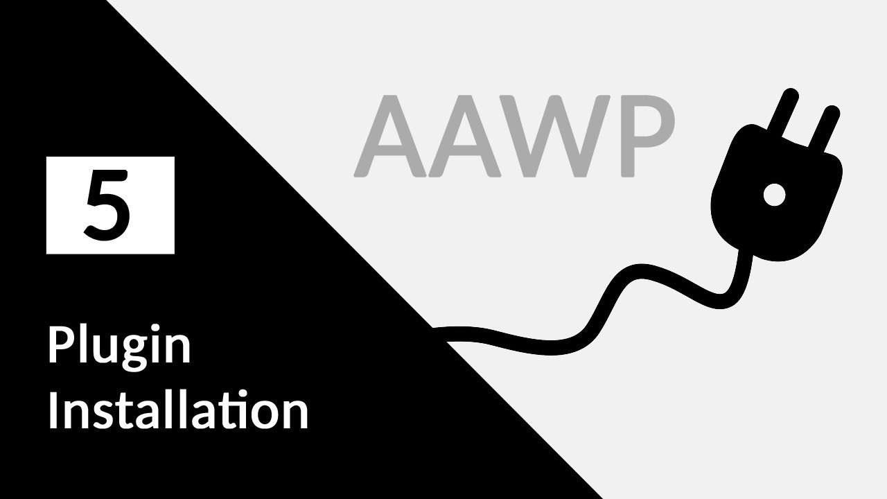 AAWP Plugin Teil 5 – Installation über das WordPress Dashboard