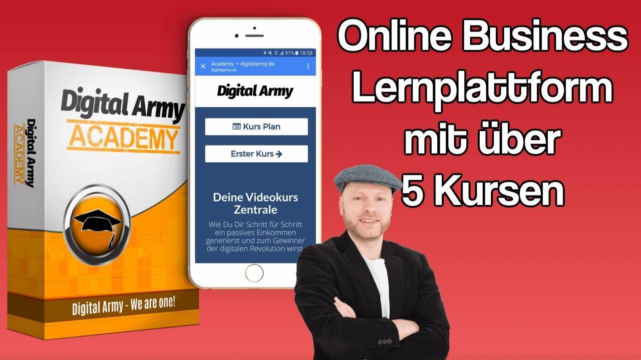 Digital Army Erfahrungen und Review - Fritz Recknagel und Philipp Bolender