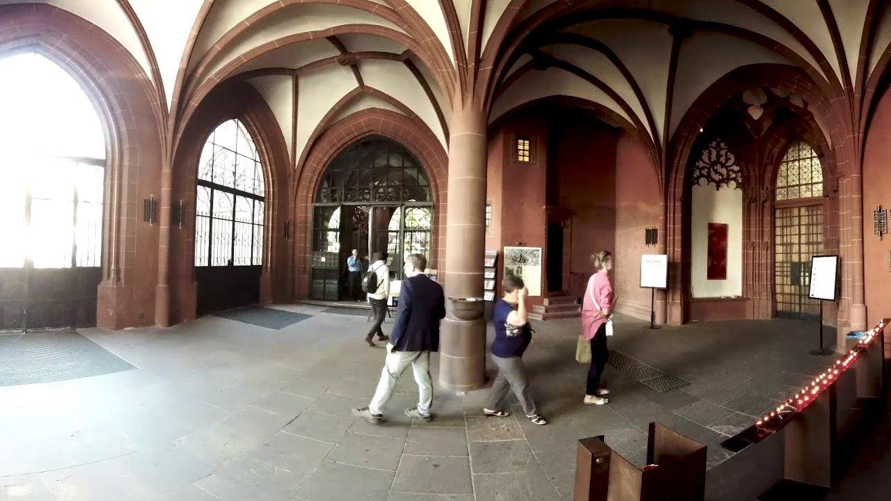 Kaiserdom: Frankfurts Stadtkirchen – Rundgang in 360°