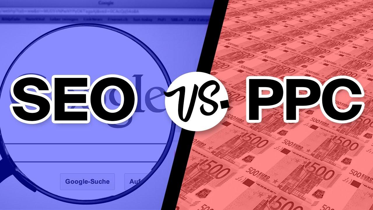 SEO vs. PPC | Was ist PROFITABLER?