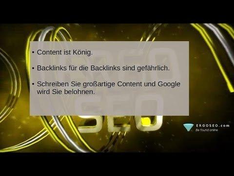 Suchmaschinenoptimierung Deutschland: Was ist Quality Content?