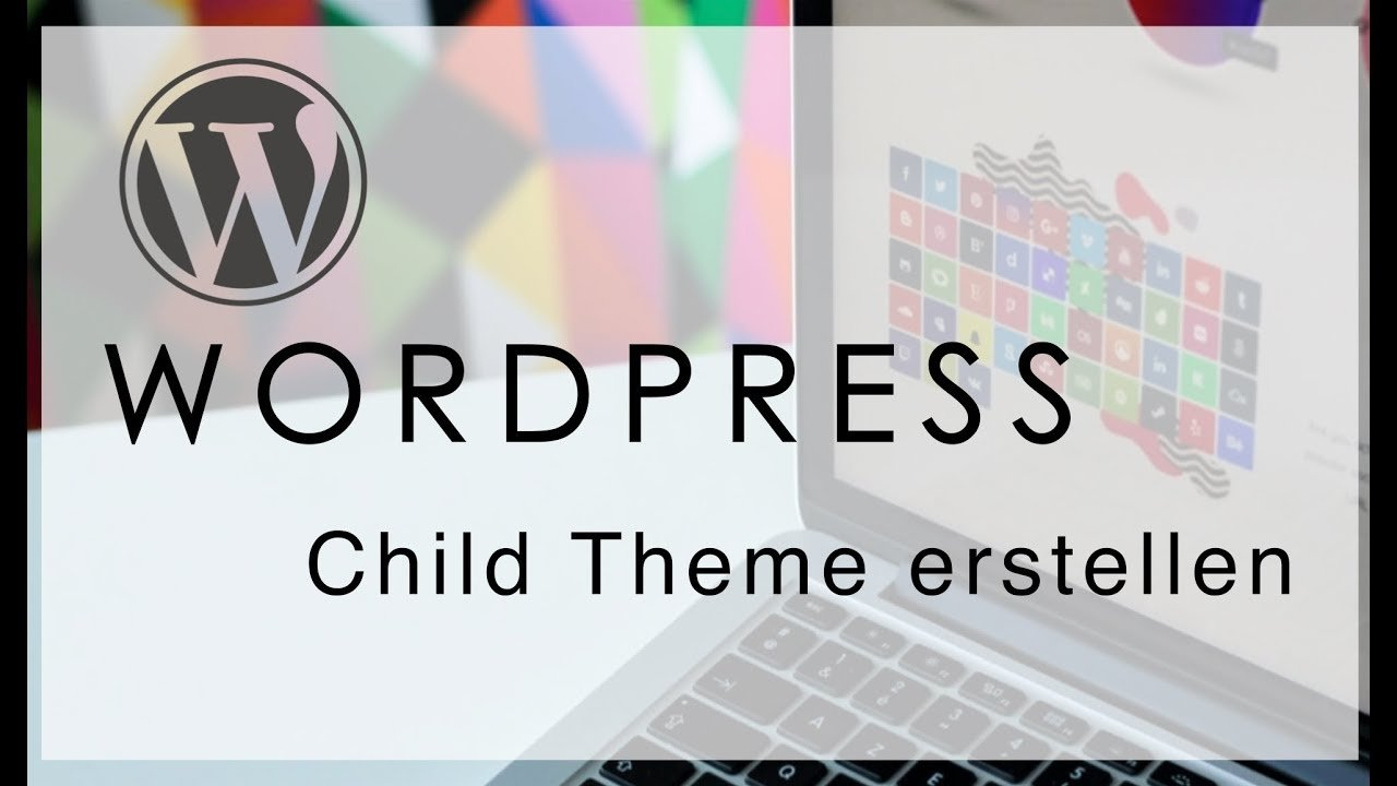 Wordpress Child Theme erstellen Tutorial deutsch - Twenty Sixteen