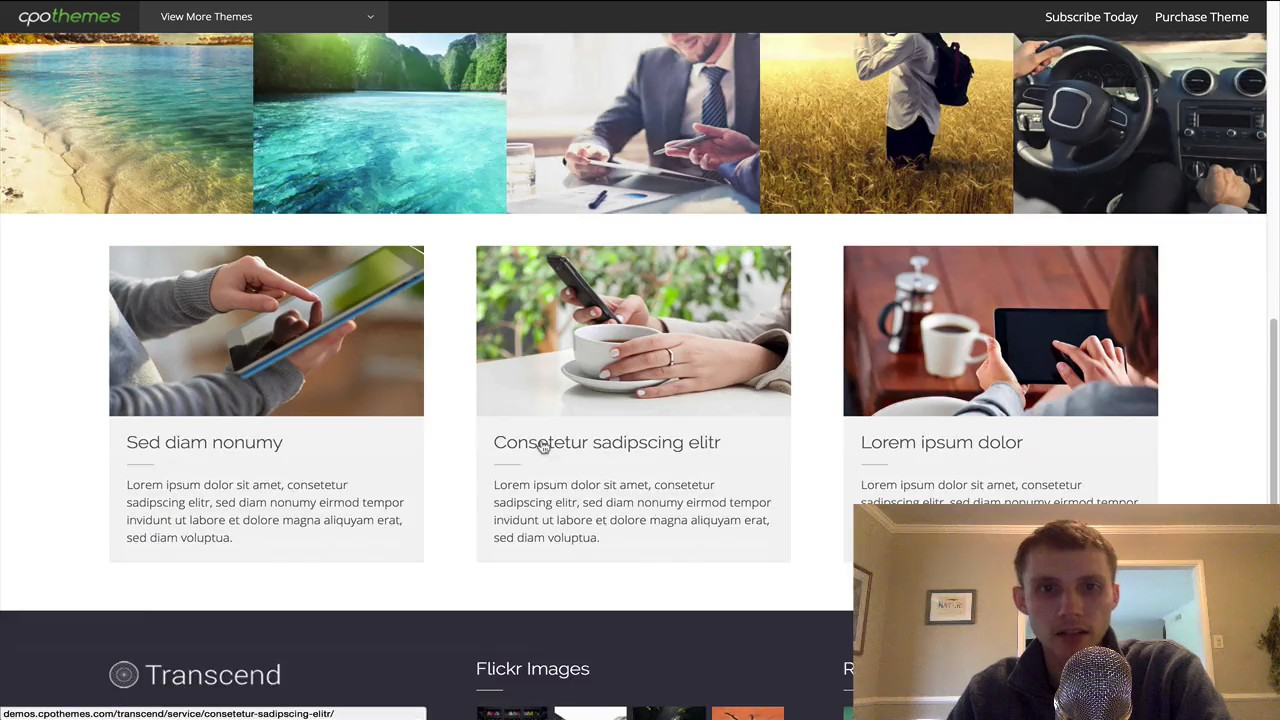 The Best Wordpress Themes - Free and Premium Website Designs - Blog Business School Video 2