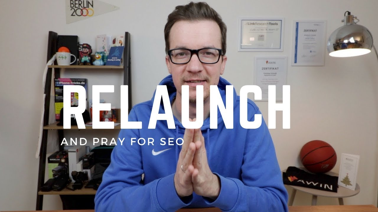 WEBSITE RELAUNCH ohne SEO CHECKLISTE? [4 NGO Beispiel]— SEO Driven #160