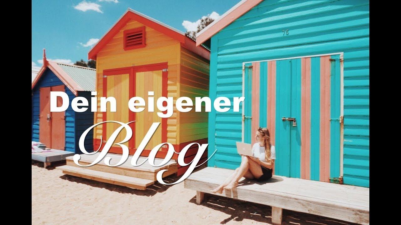 Wie erstellt man einen Blog? [Tutorial]