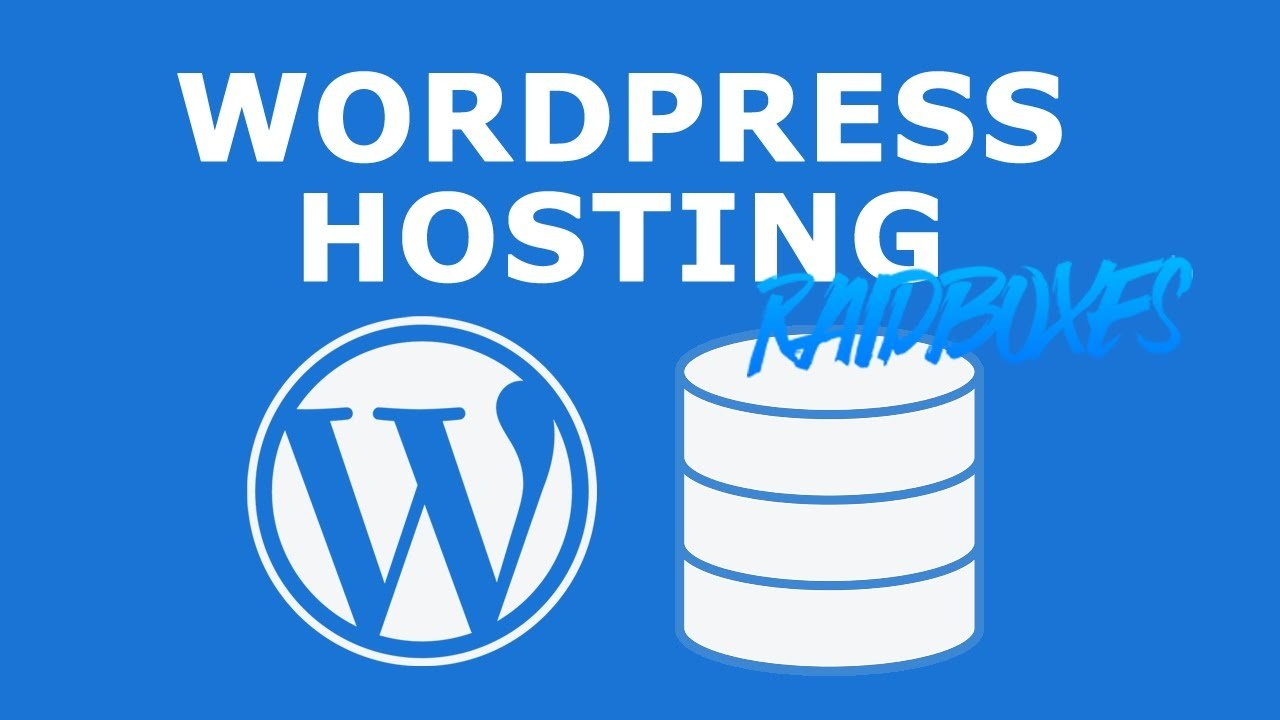 WordPress Webhosting von Raidboxes Review + Funktionen