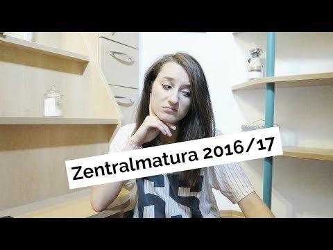 ZENTRALMATURA 2016/17  |  Erklärung, meine Erfahrung und Tipps!
