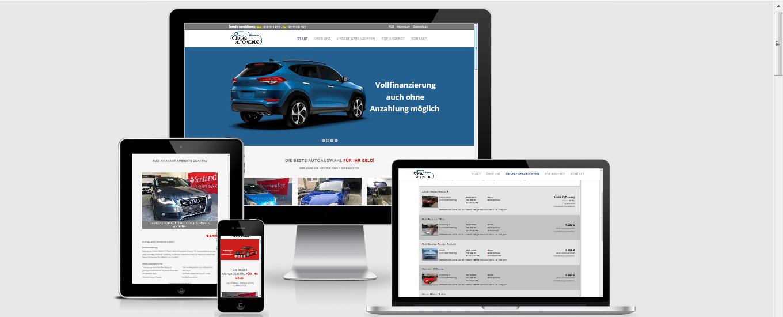 Guidara Auto Webseite Aachen