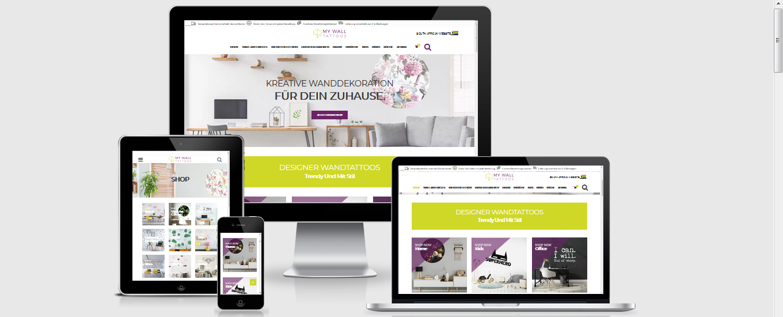MYwalltattoos - Webshop Aachen