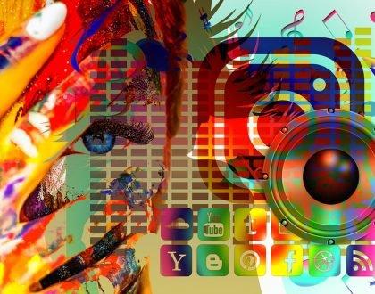 Social Media Leistungen