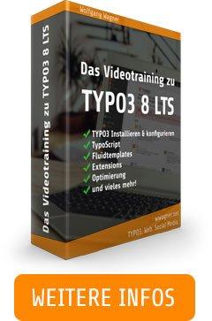 TYPO3 erlernen Aachen