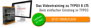 Typo3 Aachen Video Kurs