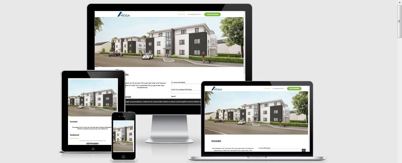 woga-aldenhoven.de - Wordpress Webdesign Aachen