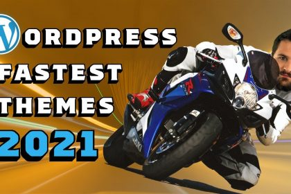 Fastest WordPress Elementor Themes 2021