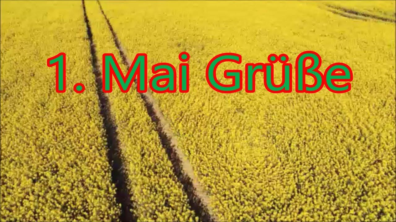 Grüße zum 1 Mai Grüße whatsapp kostenlos Maigruß Hallo Mai Gruß zum weitersenden