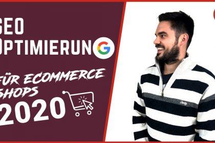SEO Optimierung für eCommerce Shops 2021 – Was Google nicht weiß...