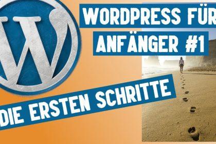 WordPress für Anfänger #1 [Vermeide diese 3 Fehler] Setup, Theme & Links