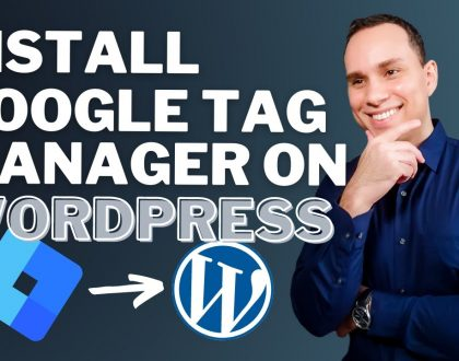 Install Google Tag Manager On WordPress 2021 (Free Plugin)