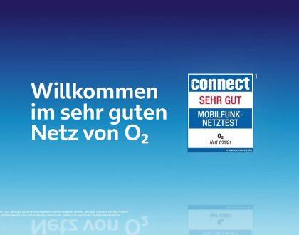 Jetzt das o2 Netz 30 Tage kostenlos und unverbindlich testen // 15'' (16:9 rural)