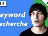 Keyword Recherche mit gratis Tools