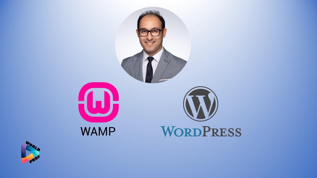 2020 Step by Step Guide : How to install Wordpress using Wampserver on a PC