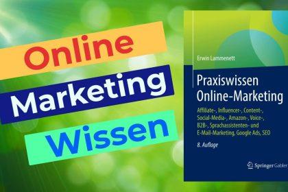 Online Marketing Wissen, Online Marketing Grundlagen