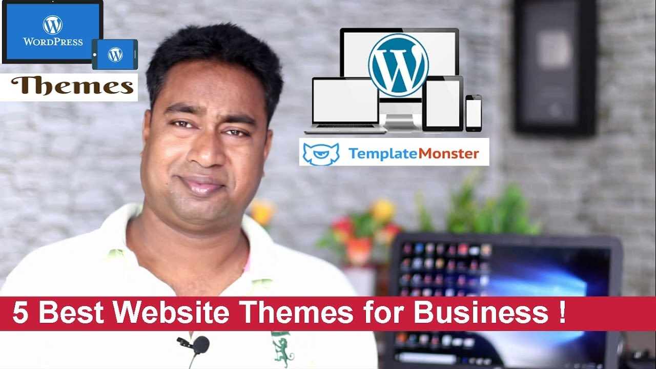 5 Best Wordpress Themes or Templates for Creating Business Website   TemplateMonster