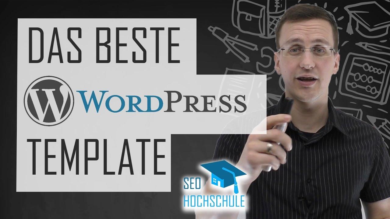 Das BESTE Wordpress Template für DICH (Kostenlos oder kostenpflichtig?)