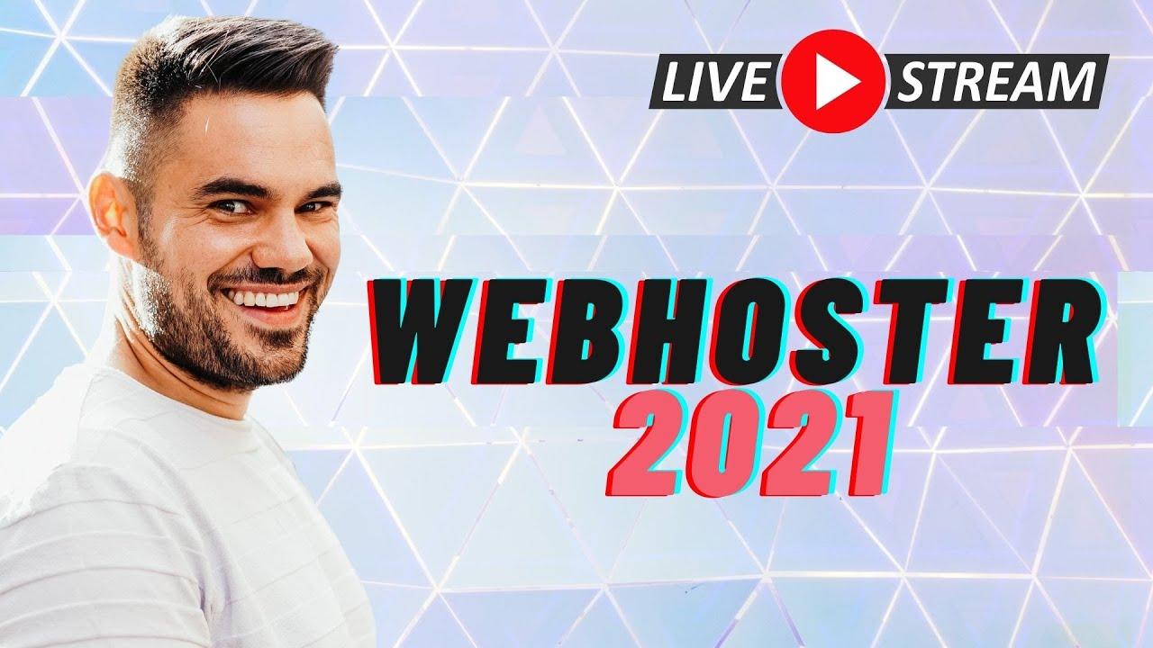 Der beste Hoster - WordPress 2021
