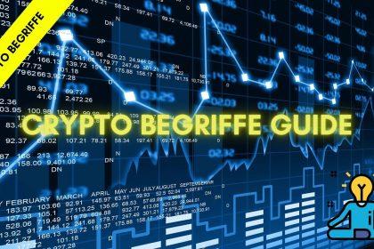 Die wichtigsten Begriffe der Crypto Welt - Erklärung