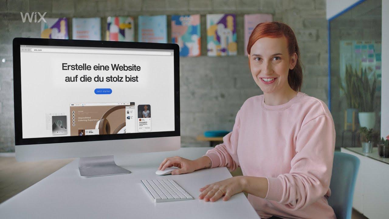 Erstelle deine professionelle Website | Wix Editor Team | Wix.com