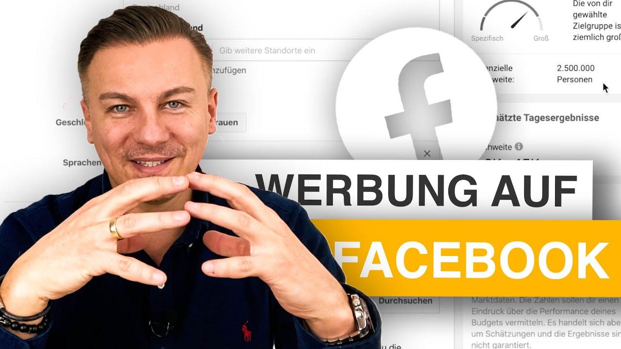 Facebook-Werbung: Schritt für Schritt vom Anfänger zum Profi