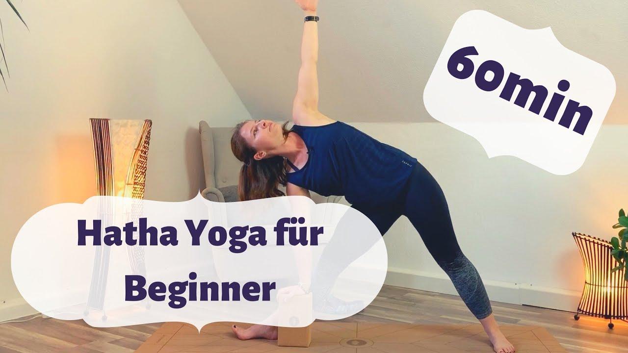 Hatha Yoga für Beginner | Anfänger | Gently Yoga | kostenlos