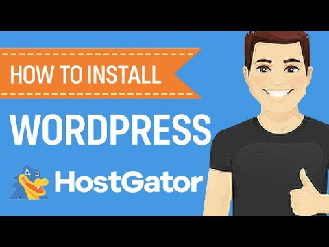 How to Install WordPress on Hostgator in 2021 (Most Up To Date Tutorial)