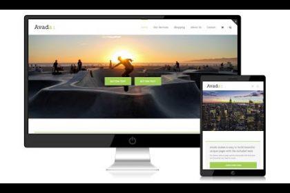 How to Make a WordPress Website - 2020 Avada Theme