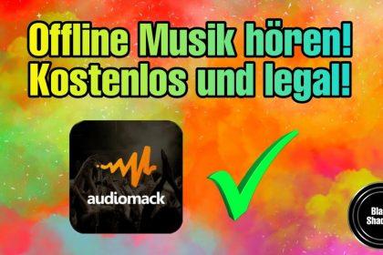 Kostenlos und legal offline Musik hören! | Black Shadow