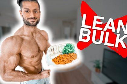 MASSPHASE vs. LEAN BULK für OPTIMALEN Muskelaufbau (DIE WAHRHEIT!)