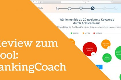 Review: rankingCoach