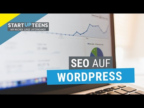 SEO auf Wordpress (Website Tutorial #4)