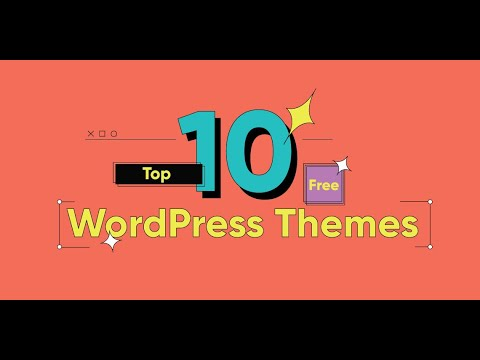 Top 10 BEST FREE WordPress Themes For 2021 | Best Professional & Responsive WordPress Themes